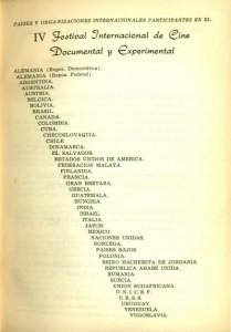 2 Países participantes 1960