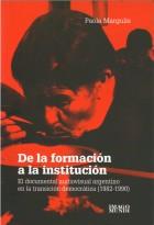 De la formación a la institución_foto