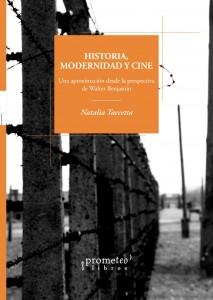 Historia, modernidad y cine - tapa