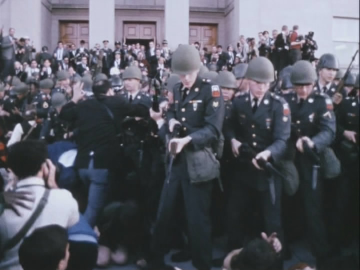 La 6ème Face du Pentagone Chris Marker  François Reichenbach 1968