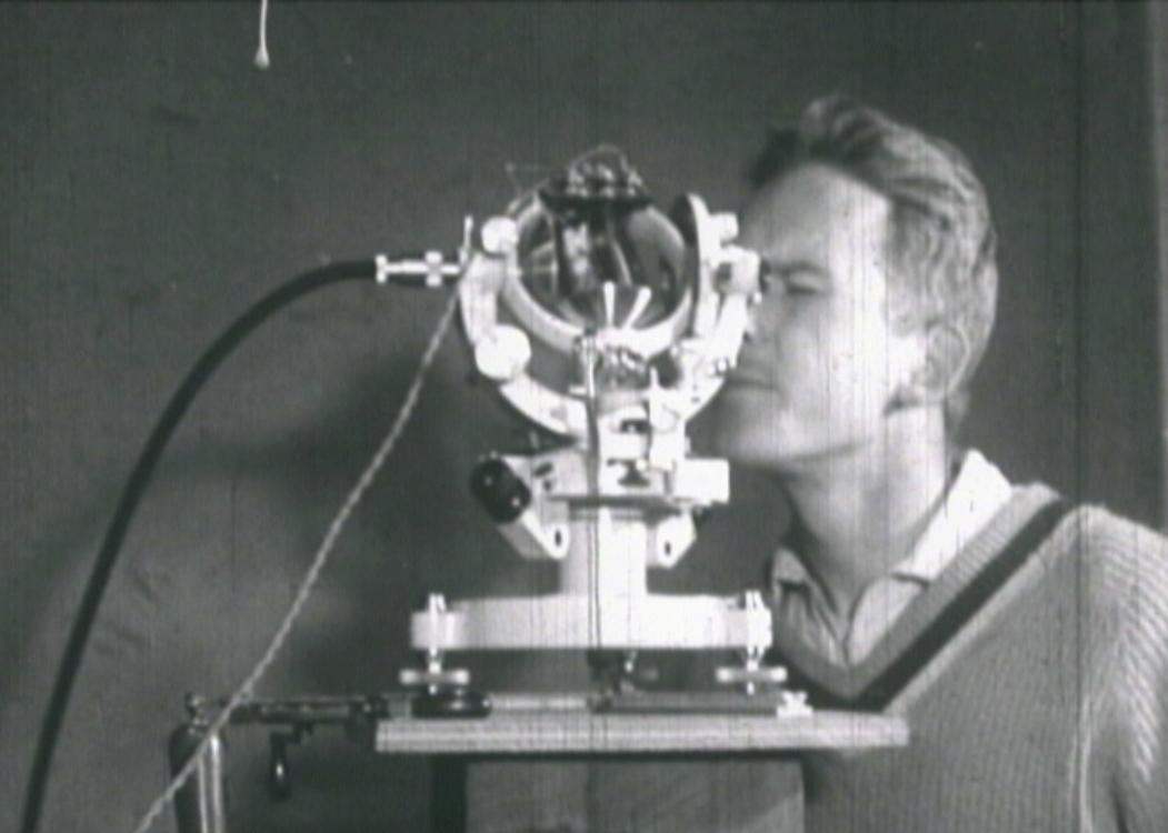 Figura 1. El documental científico (fotograma de La Universidad en la Antártica)