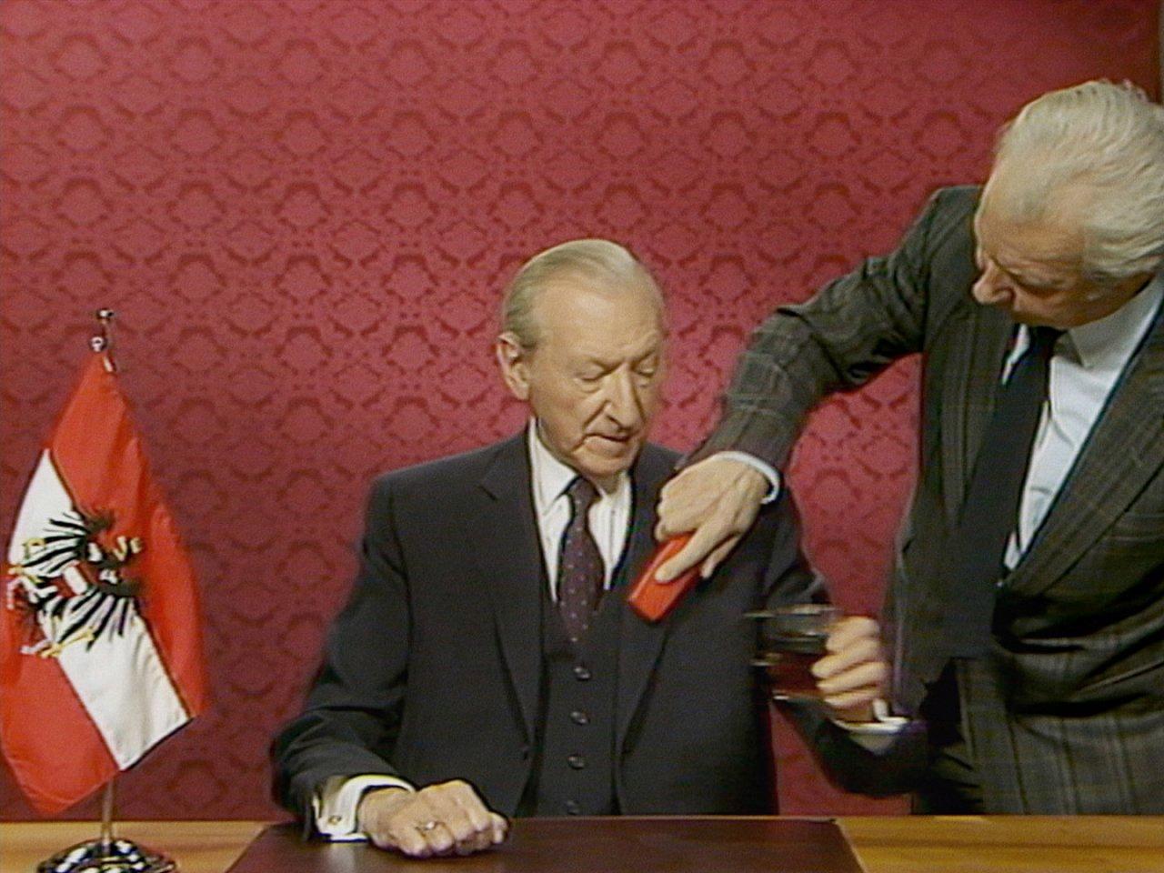 Figura 4. A pesar de las pruebas en su contra, Waldheim es elegido presidente