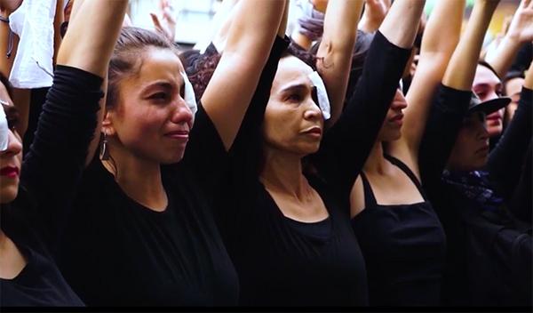 Figura 3. Mujeres de Luto 1 de Noviembre de 2019 (Colectivo Registro Callejero, 2019)