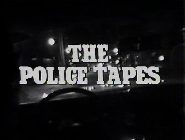 The Police Tapes Allan  Susan Raymond 1977
