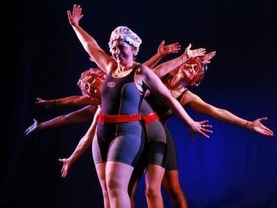 elsa y su ballet